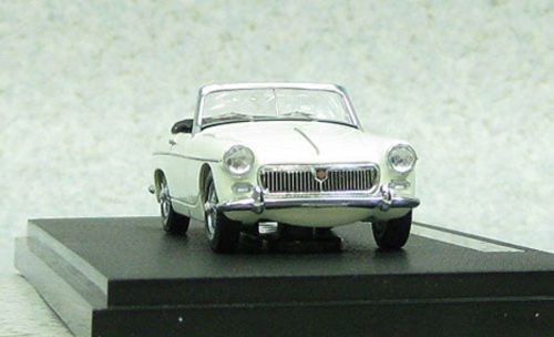 Ebbro 44453 MG MIDGET MK. 1 WHITE 1/43 Scale