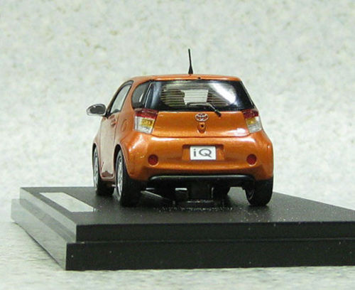 Ebbro 44698 TOYOTA IQ ORANGE 1/43 Scale