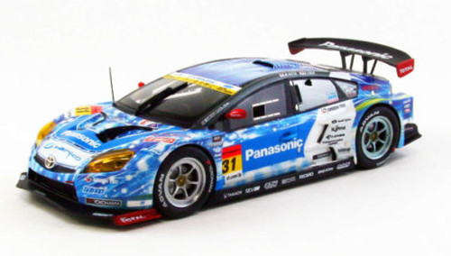Ebbro 44934 Panasonic apr PRIUS GT SUPER GT300 2013 Fuji Winner No.31 1/43 Scale