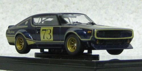 Ebbro 44977 NISSAN SKYLINE HARD TOP 1972 TOKYO MOTORSHOW 1/43 Scale