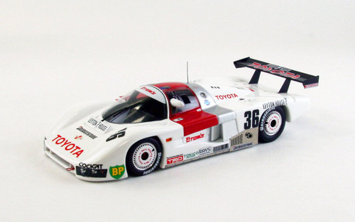 Ebbro 45016 TOYOTA TOM'S 85C 1985 WEC JAPAN Fuji No.36 1/43 Scale