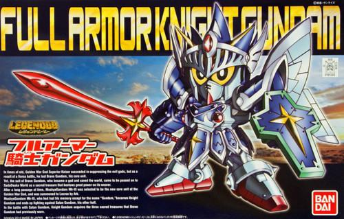 Bandai SD BB 393 Gundam Full Armor Knight Gundam Plastic Model Kit