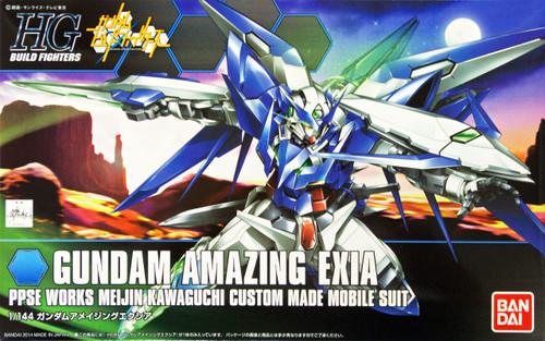Bandai HG Build Fighters 016 Gundam AMAZING EXIA 1/144 Scale Kit