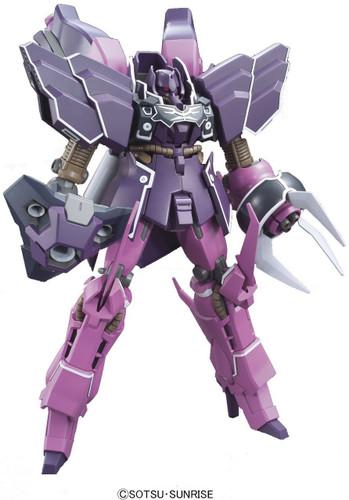 Bandai HGUC 185 Gundam YAMS-132 ROZEN ZULU (Episode 7 Version) 1/144 Scale Kit