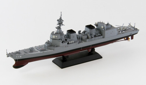 Pit-Road Skywave JP-08 JMSDF DD-115 Akizuki 1/700 Kit (Painted Parts)