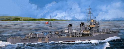 Pit-Road Skywave SPW-16 IJN Destroyer Wakaba 1/700 Scale Kit