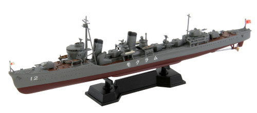 Pit-Road Skywave SPW-25 IJN Destroyer Murakumo 1/700 Scale Kit