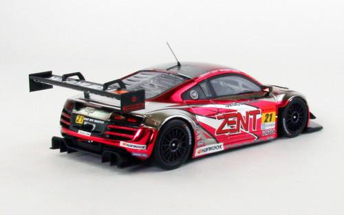 Ebbro 44931 Zent Audi R8 LMS ultra super GT300 2013 (Resin Model) 1/43 Scale
