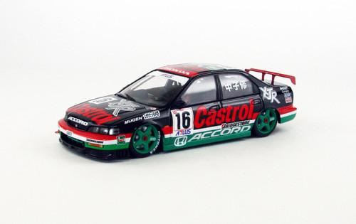 Ebbro 45041 Honda MUGEN Accord JTCC 1996 Castrol 1/43 Scale .