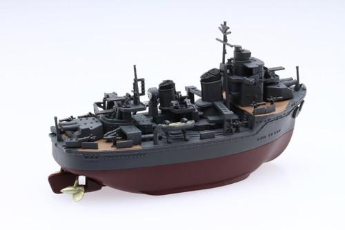 Fujimi TK5 Chibi-maru Kantai Fleet Battle Ship Yukikaze non-Scale Kit