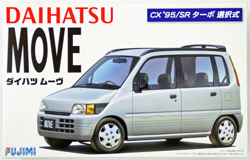 Fujimi ID-30 Daihatsu Move CX 1995 or SR Turbo 1/24 convertible Kit 039077