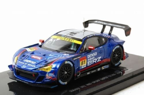 Ebbro 45084 SUBARU BRZ Super R&D SPROT SUPER GT300 2014 1/43 Scale