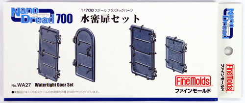 Fine Molds WA27 Watertight Door Set 1/700 Scale Kit