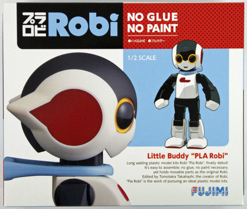 Fujimi 170176 ptimo 000 Little Buddy PLA Robi non-Scale Kit