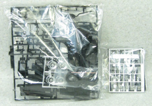 Aoshima 15148 Nissan Super Z Gullwing (Seibu Keisatsu) 1/24 Scale Kit