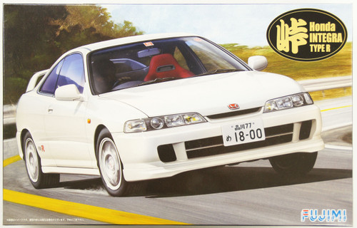 Fujimi TOHGE-07 Honda Integra Type R 1/24 Scale Kit