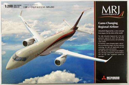 Fine Molds 15504 Mitsubishi Regional Jet MRJ90 1/200 Scale Kit