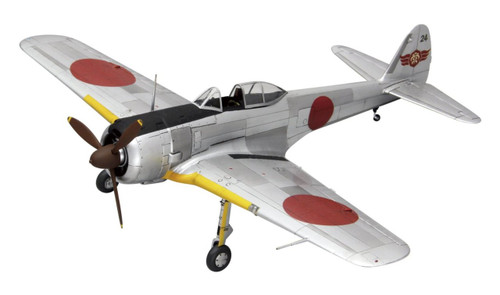 Fine Molds FB17 Imperial Japanese Army Type 1 Fighter Nakajima Ki-43-II Hayabusa (Oscar) 1/48 Scale Kit
