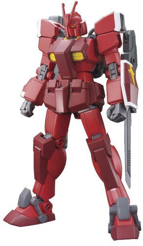 Bandai HG Build Fighters 026 Gundam AMAZING RED WARRIOR 1/144 Scale Kit