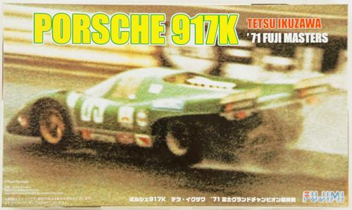 Fujimi RS-92 Porsche 917K Tetsu Ikuzawa 1971 Fuji Masters 1/24 Scale Kit 126159