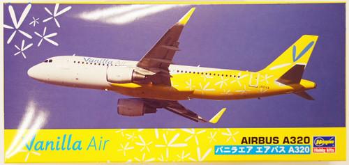 Hasegawa 43 Airbus A320 Vanilla Air 1/200 Scale Kit