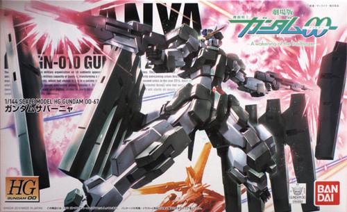 Bandai HG OO 67 Gundam ZABANYA GN-010 1/144 Scale Kit