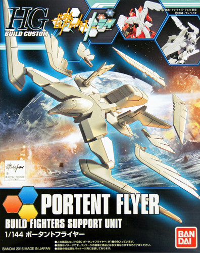 Bandai HG Build Custom 021 PORTENT FLYER 1/144 Scale Kit