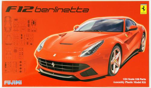 Fujimi RS-33 Ferrari F12 berlinetta DX 1/24 Scale Kit 126197