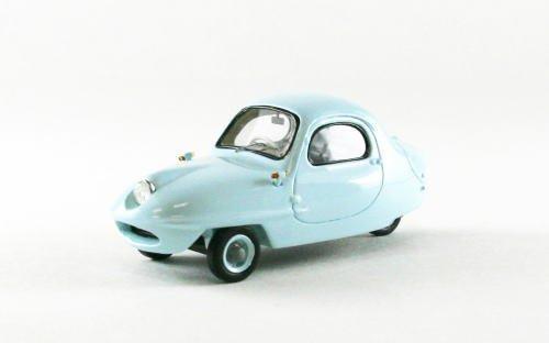 Ebbro 45182 FUJI CABIN 5A 1955 L BLUE 1/43 Scale