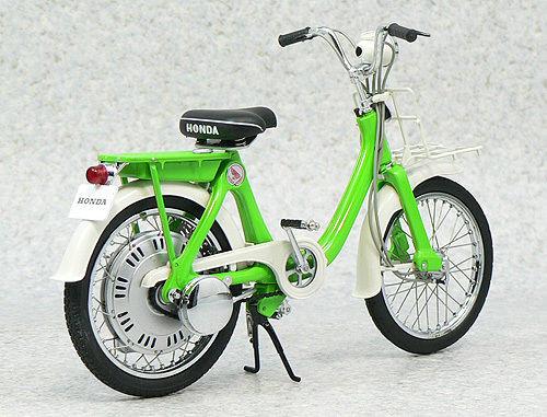 Ebbro 10016 Little Honda Monkey P25 (Green) 1/10 Scale