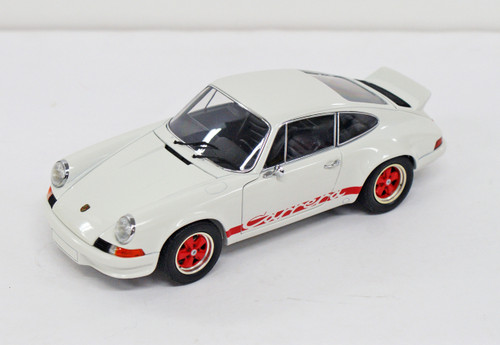 Ebbro 24010 Porsche 911 Carrera RS (White) 1/24 Scale