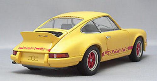 Ebbro 24011 Porsche 911 Carrera RS (Yellow) 1/24 Scale