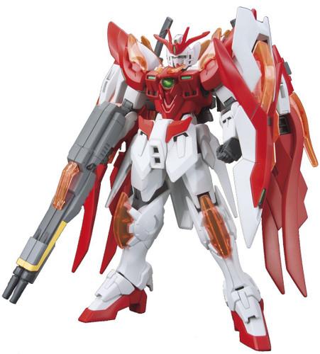Bandai HG Build Fighters 033 WING Gundam ZERO HONOO 1/144 Scale Kit