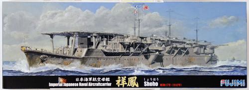 Fujimi TOKU-88 IJN Japanese Naval Aircraftcarrier Shoho 1942 1/700 Scale Kit