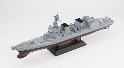 Pit-Road Skywave J-70 JMSDF Defense Ship DD-118 Fuyuzuki 1/700 Scale Kit