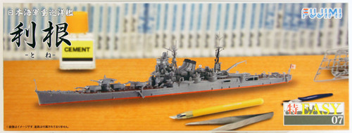 Fujimi TOKU-Easy 07 IJN Heavy Cruiser TOne 1/700 Scale Kit