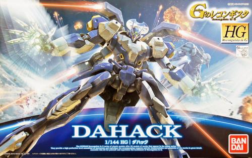 Bandai Reconguista in G G014 Gundam Dahack 966902 1/144 Scale Kit