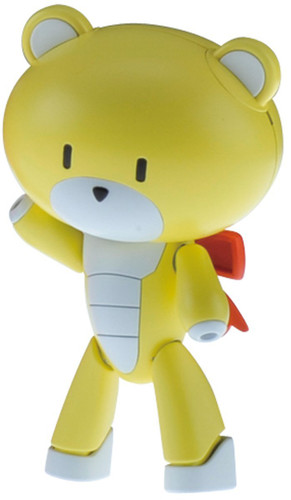 Bandai HG PETIT'GGUY 03 PETIT'GGUY WINNING YELLOW 1/144 Scale Kit