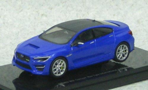 Ebbro 44952 Subaru WRX Concept New York Auto Show 2013 1/43 Scale