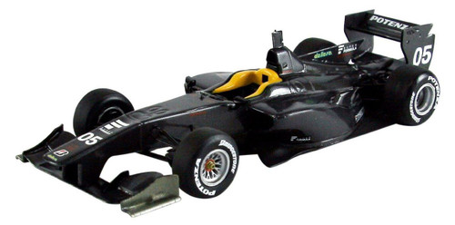Ebbro 45113 SUPER FORMULA SF14 HONDA MSJ 2013 #05 Black 1/43 Scale