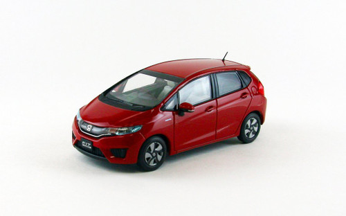 Ebbro 45139 HONDA FIT 3 HYBRID Milano Red 1/43 Scale