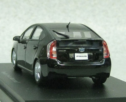 Ebbro 45148 Toyota Prius Moonroof Black 1/43 Scale