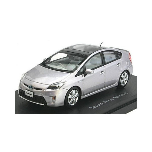 Ebbro 45150 Toyota Prius Moonroof Light Purple Mica Metallic 1/43 Scale