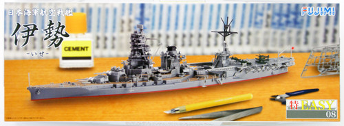 Fujimi TOKU-Easy 08 IJN Aircraft BattleShip Ise 1/700 Scale Kit