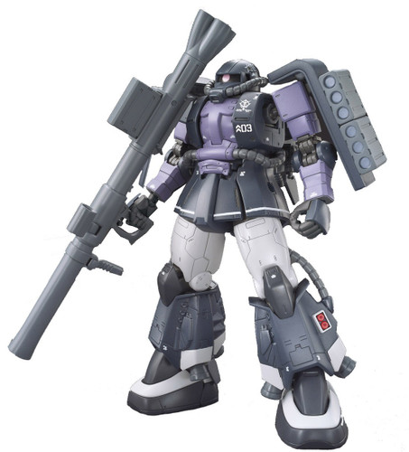 Bandai 966964 Gundam The Origin 003 MS-06R-1A ZAKU II 1/144 Scale Kit