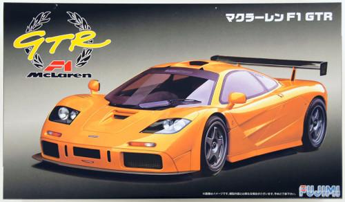 Fujimi RS-99 McLaren F1 GTR Short Tail Road Car 1/24 Scale Kit