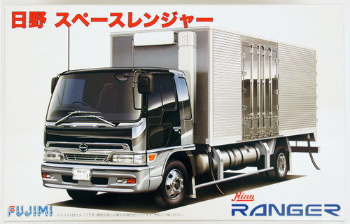 Fujimi HT10 Hino Space Ranger 1/32 Scale Kit