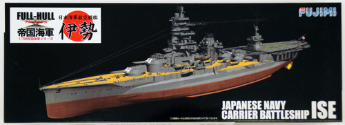 Fujimi FH-29 IJN Aircraft BattleShip Ise (Full Hull) 1/700 Scale Kit