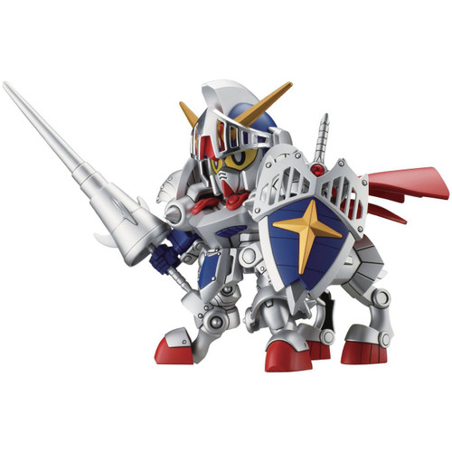 Bandai SD BB 370 Gundam Knight Gundam Plastic Model Kit