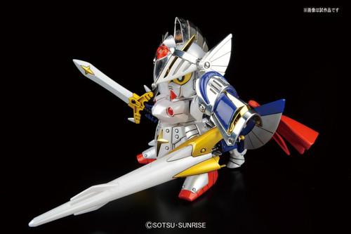Bandai SD BB 399 Gundam Versal Knight Gundam Plastic Model Kit
